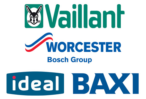 Boiler brands that we install and repair